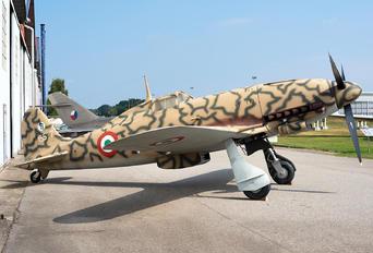 155-7 - Italy - Air Force Macchi MC-205 Veltro