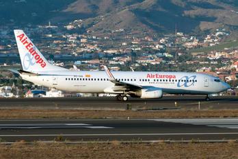 EC-IDA - Air Europa Boeing 737-800