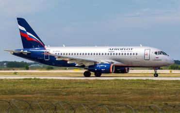 RA-89058 - Aeroflot Sukhoi Superjet 100