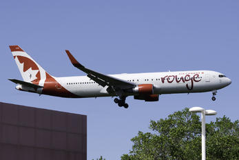 C-FMWV - Air Canada Rouge Boeing 767-300ER