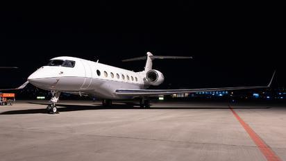 N380ER - Private Gulfstream Aerospace G650, G650ER