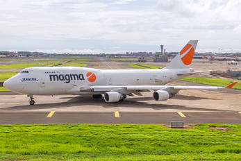 TF-AMI - Magma Aviation Boeing 747-400BCF, SF, BDSF