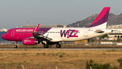 HA-LYF - Wizz Air Airbus A320