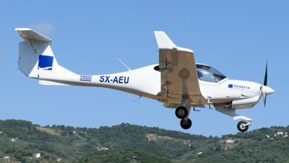 SX-AEU - Egnatia Aviation Diamond DA 40 NG Diamond Star