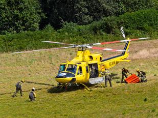 EC-MUE - Rotorsun Bell 412HP