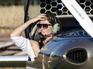 OM-RTC - - Aviation Glamour - Aviation Glamour - People, Pilot