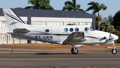 PT-OEP - Private Beechcraft 90 King Air