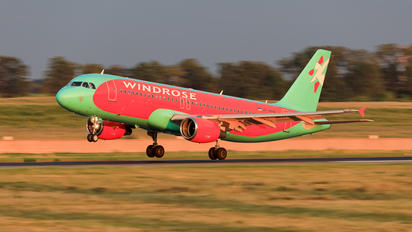 UR-WRW - Windrose Air Airbus A320