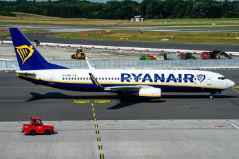 EI-DWE - Ryanair Boeing 737-800