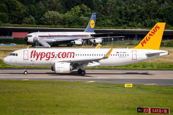 TC-NBH - Pegasus Airbus A320 NEO