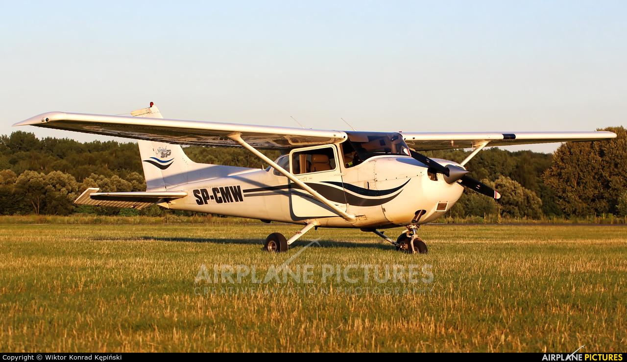 Aeroklub Nadwislanski SP-CMW aircraft at Katowice Muchowiec