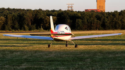 SP-FCP - Private Tecnam P2002 JF