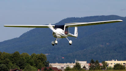 SP-SDRM - Private Pipistrel Alpha Trainer