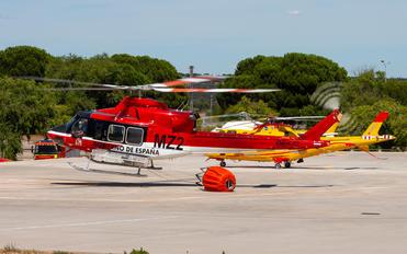 OE-XJO - Rotorsun Bell 412EP