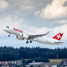 HB-JDB - Swiss Airbus A320 NEO