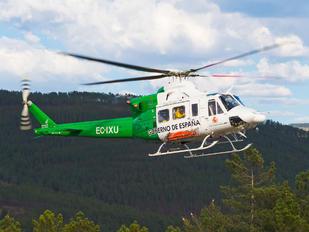 EC-IXU - Pegasus Aviación Bell 412