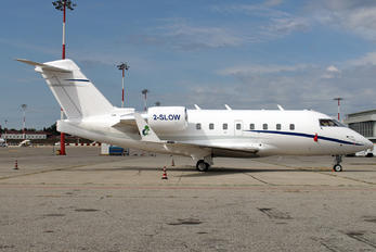 2-SLOW - Volare Aviation GSY Limited Bombardier CL-600-2B16 Challenger 604