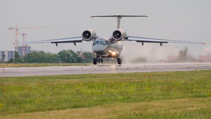 02 - Ukraine - National Guard Antonov An-72