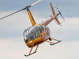 OK-RAN - Private Robinson R44 Raven II