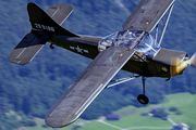 N121MC - Commemorative Air Force, Swiss-Wing Stinson L-5 Sentinel aircraft