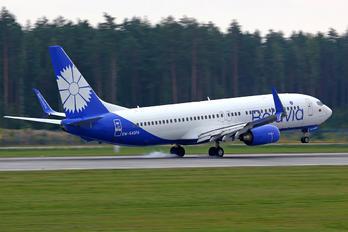 EW-543PA - Belavia Boeing 737-8K5