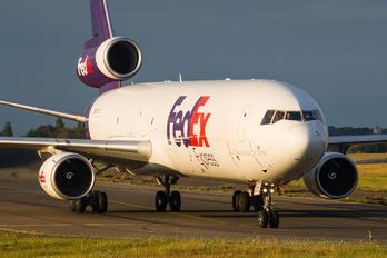 N575FE - FedEx Federal Express McDonnell Douglas MD-11F