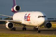 N575FE - FedEx Federal Express McDonnell Douglas MD-11F aircraft