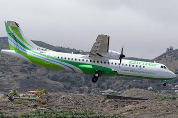 EC-NJK - Binter Canarias ATR 72 (all models)