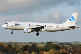 SX-BVK - Hellas Jet Airbus A320