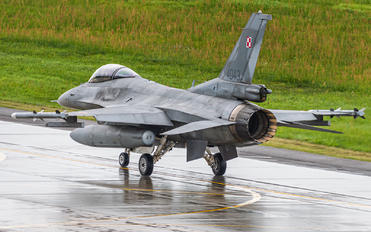 4043 - Poland - Air Force Lockheed Martin F-16C block 52+ Jastrząb