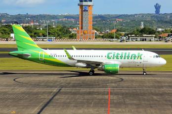 PK-GQE - Citilink Airbus A320