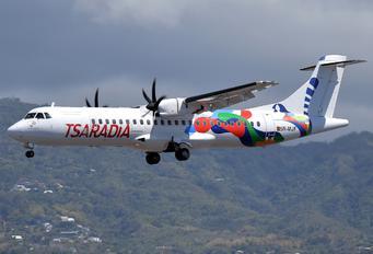 5R-MJF - Tsaradia ATR 72 (all models)