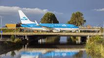 PH-BGT - KLM Boeing 737-700 aircraft