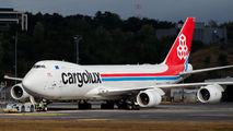 LX-VCL - Cargolux Boeing 747-8F aircraft