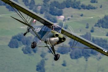 HB-PAV - Private Piper PA-18 Super Cub