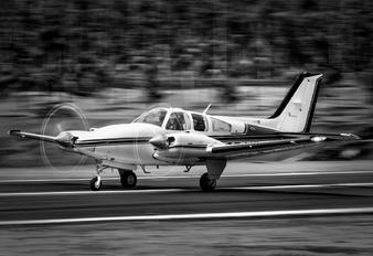 PT-WFZ - Private Beechcraft 55 Baron