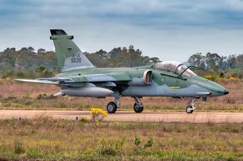 FAB5535 - Brazil - Air Force Embraer AMX A-1A