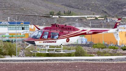 EC-NHT - Helidream Canarias Bell 206B Jetranger