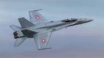 J-5005 - Switzerland - Air Force McDonnell Douglas F-18C Hornet aircraft