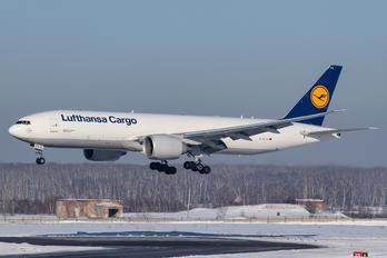 D-ALFE - Lufthansa Cargo Boeing 777F