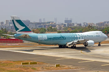 B-LJA - Cathay Pacific Cargo Boeing 747-8F