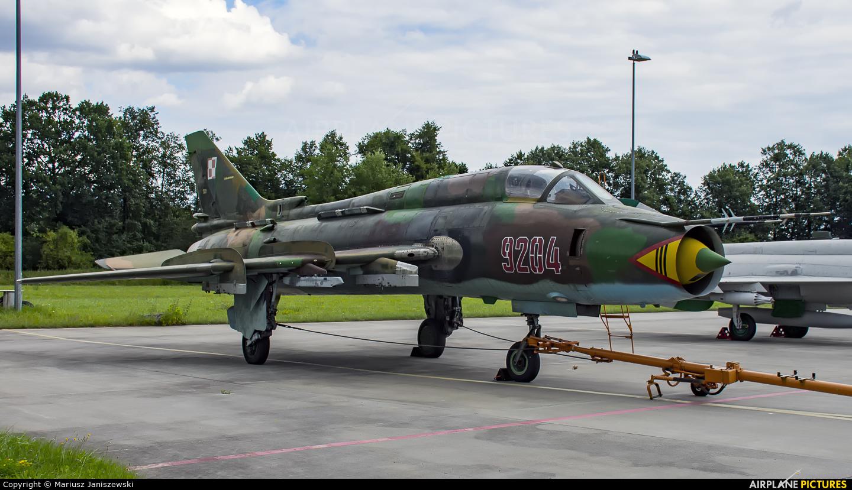 Poland - Air Force 9204 aircraft at Malbork