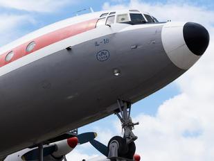 OK-PAI - CSA - Czech Airlines Ilyushin Il-18 (all models)