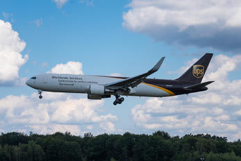 N354UP - UPS - United Parcel Service Boeing 767-300F