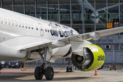 YL-AAR - Air Baltic Airbus A220-300 aircraft