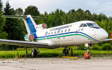 RA-87500 - Private Yakovlev Yak-40