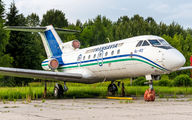 RA-87500 - Private Yakovlev Yak-40 aircraft