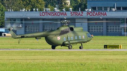 628 - Poland - Air Force Mil Mi-8