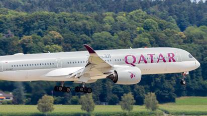A7-ALP - Qatar Airways Airbus A350-900