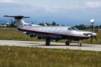 OK-TBE - Private Pilatus PC-12